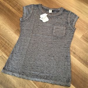 EXIST Burnout Short Sleeve T-Shirt NWT